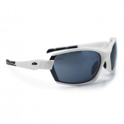 Oculos KTM Branco/Preto