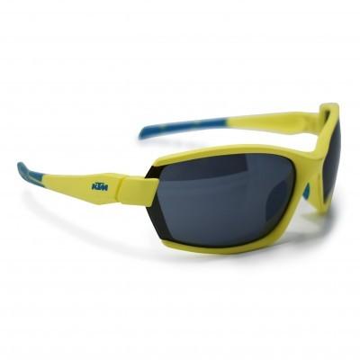 Oculos KTM Amarelo/Azul