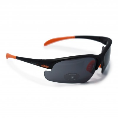 Oculos KTM Preto/Laranja