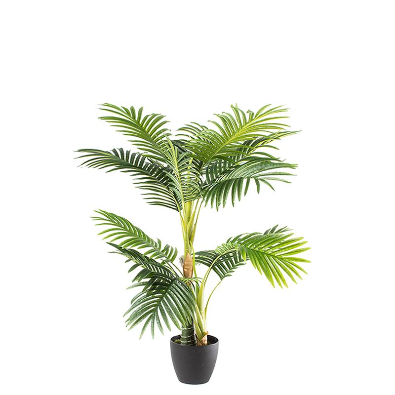 Palmeira verde 100cm