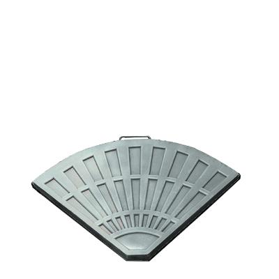 Base para chapéu de sol 13Kg