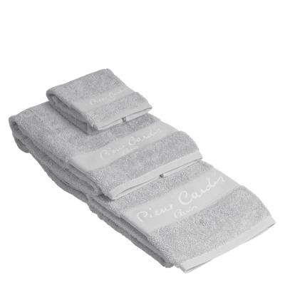 Conjunto de 3 toalhas Pierre Cardin