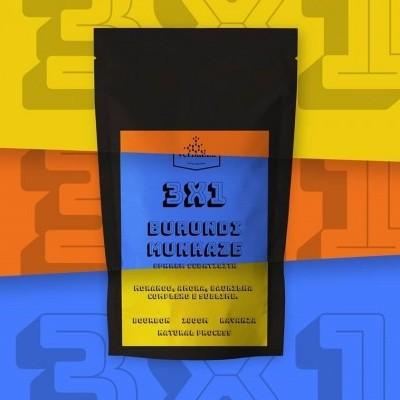 3x1 Burundi Munkaze - 3x150gr